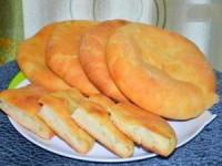 Пироги с картошкой и луком
