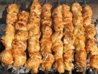 Шашлыки из курицы