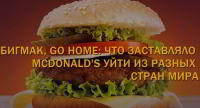4 апреля McDonald's ушёл из Крыма