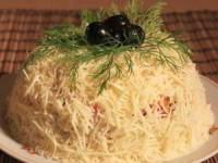 Салат «Сырная фантазия»