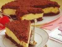 Вкуснейший творожный пирог
