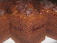 Шоколадный бисквит - нежный и пушистый