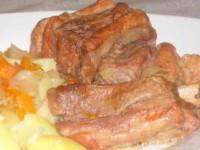 рецепт Ребрышки свиные с пряностями
