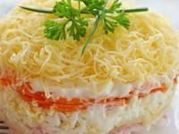 "рецепт Самый ""Нежный"" салат"