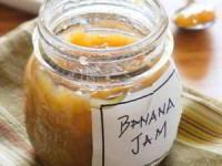рецепт Банановое варенье