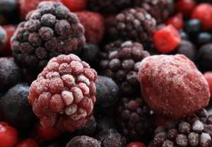 Заморозка витаминов