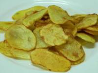 Картофельные чипсы домашние