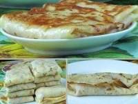 рецепт Супер тонкие блинчики