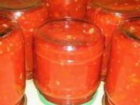 рецепт Лечо Белорусское без уксуса