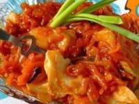рецепт Рыба под маринадом