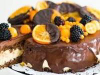 рецепт торт Шоколадница
