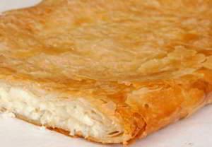 Бугаца с сыром