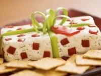 Закуска новогодняя «Подарок»