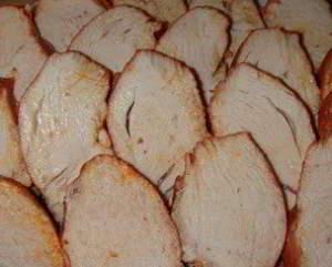 рецепт Как вкусно отварить куриную грудку