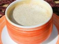 Коктейль «Кофе & халва»