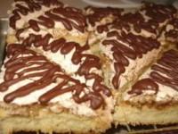 Пирожные «Ореховые треугольнички»
