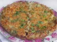 Фриттата с картофелем