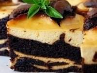 """Шоколадно-банановый торт """"Сюрреалист"""""""