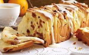рецепт Апельсиновый хлеб