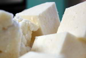 рецепт Панир - домашний сыр