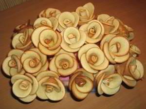 рецепт Печенье Розы
