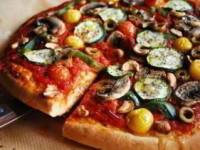 рецепт Постная пицца
