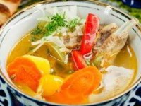 рецепт Суп Шурпа на бараньей шейке