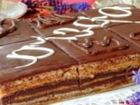 рецепт Торт «Опера»