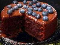 рецепт Шоколадный торт на раз, два, три