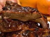 рецепт мясо на ребрышках