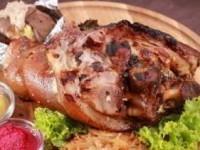 рецепт свиной рульки