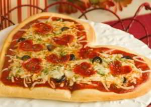 Влюбленная пицца