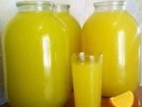 Из 4 апельсинов - 9 литров сока
