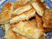 Лаваш, жареный с сыром