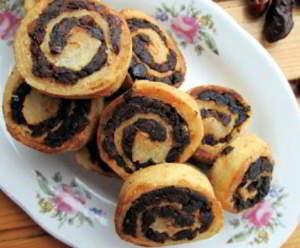 Макруд. Десерт Тунисской кухни.
