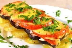 Нежное и ароматное овощное блюдо