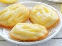 """Печенье """"мадлен"""" с лимонной цедрой"""