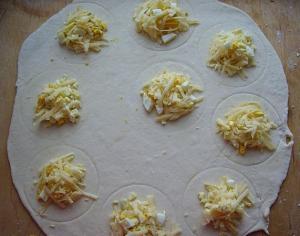 Куриные тефтельки в картофельных карзиночках