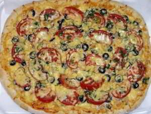 Пицца «Замечательная»
