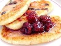 Сырники с изюмом – рецепт от бабули