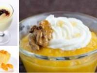 Тыквенный пудинг: три идеи для завтрака