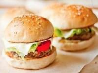 Американские бургеры (сборный рецепт)