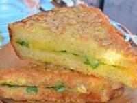 """Бутерброды """"Хрустящие"""" для завтрака"""