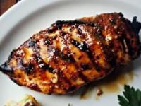 Курица – гриль в меду и горчице
