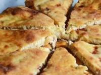 Осетинский пирог с курицей