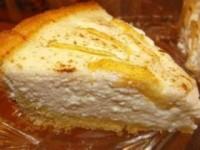 Пирог «Осенняя мелодия»