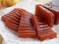 Рецепт для деток «Яблочный мармелад»