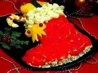 Салат Сапожок - новогодние рецепты