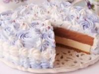 """Торт """"Ангельский"""" без выпечки"""