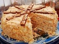 Торт Сникерс 33
